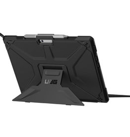 UAG UAG | Microsoft Surface Pro X Black Metropolis Series Case 15-06562