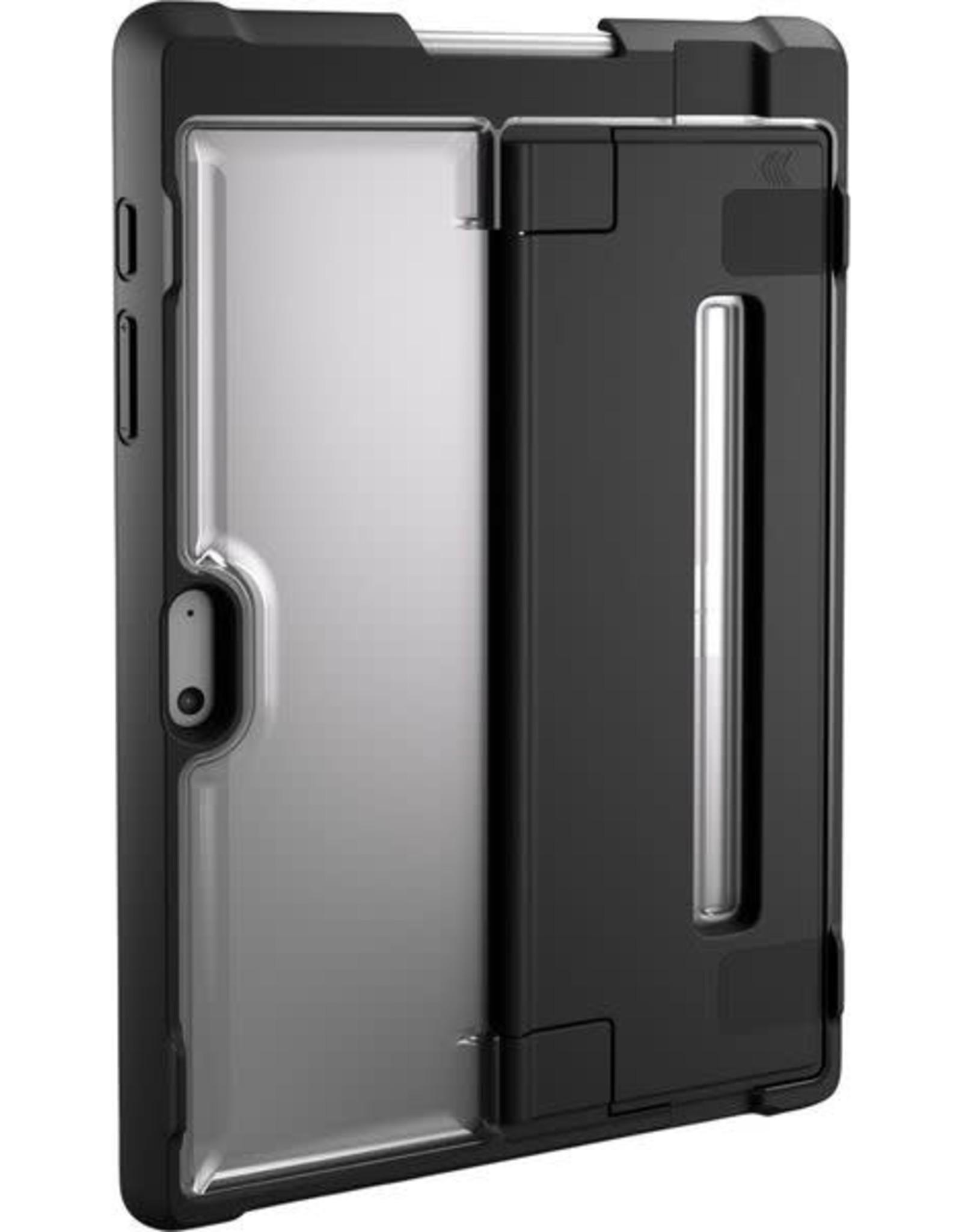 STM Dux Case Microsoft Surface GO Black 48684