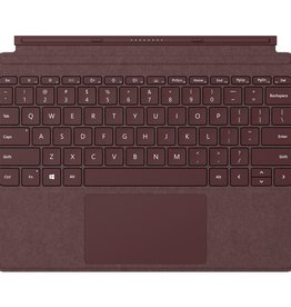 Microsoft Microsoft Surface | Go Signature Type Cover, Burgundy KCT-00041