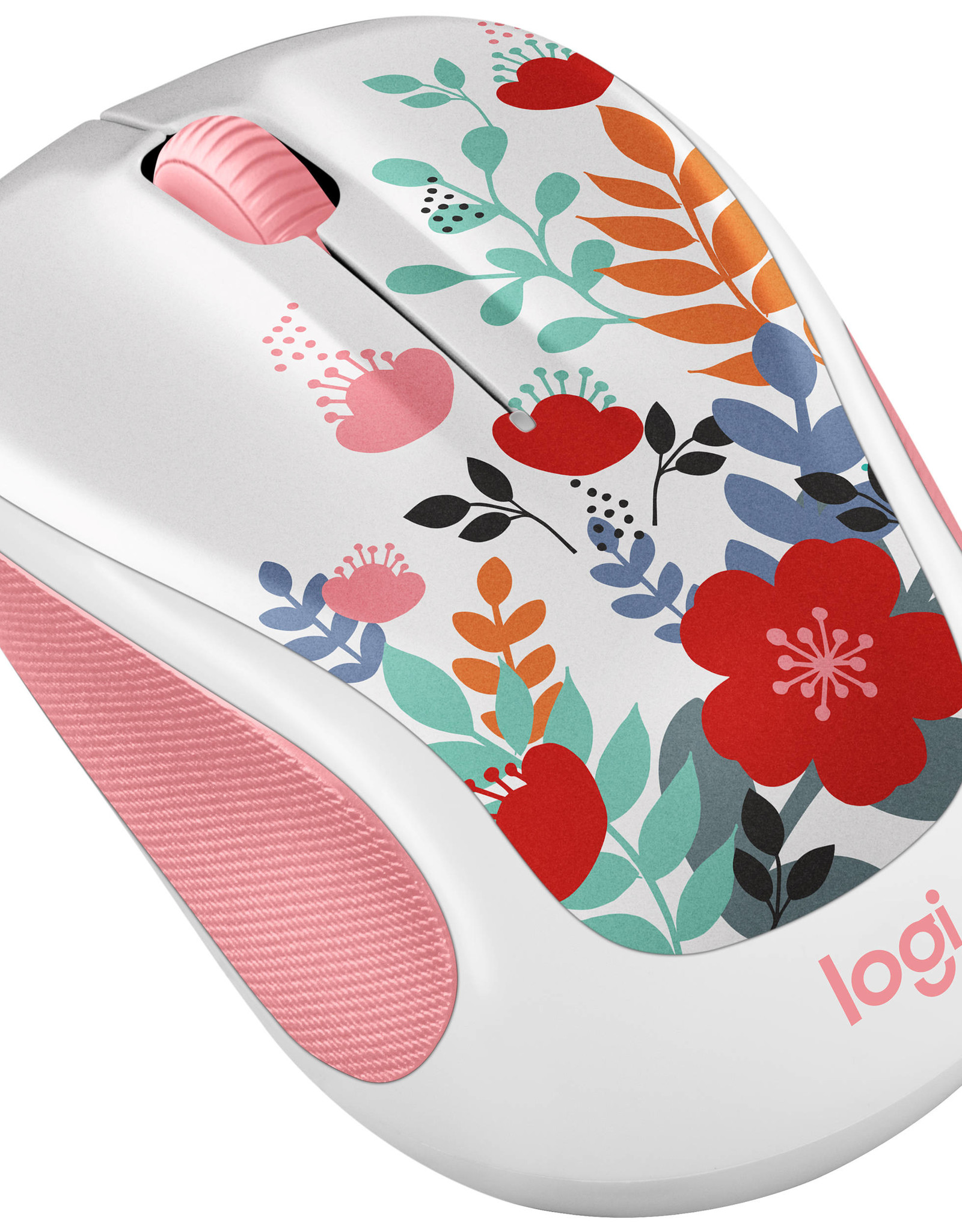 Logitech Logitech M325 Wireless Optical Mouse - Summer Bouquet 910-005656