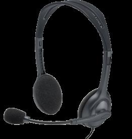 Logitech Logitech | H111 Stereo Headset 981-000612
