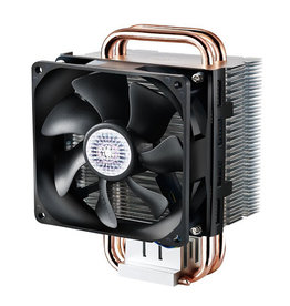 Cooler Master CoolerMaster Fan RR-HT2-28PK-R1 HYPER T2 Heatsink CPU Cooler For Intel and AMD Aluminum Heat Pipes