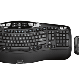 Logitech Logitech | Wireless Wave Combo MK550 920-002555