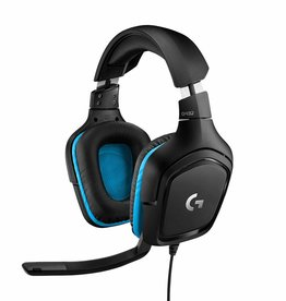 Logitech Logitech | G432 Gaming Headset with Microphone - Black