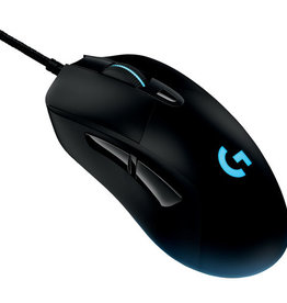 Logitech Logitech | G403 HERO 16000 DPI Optical Gaming Mouse - Black 910-004796