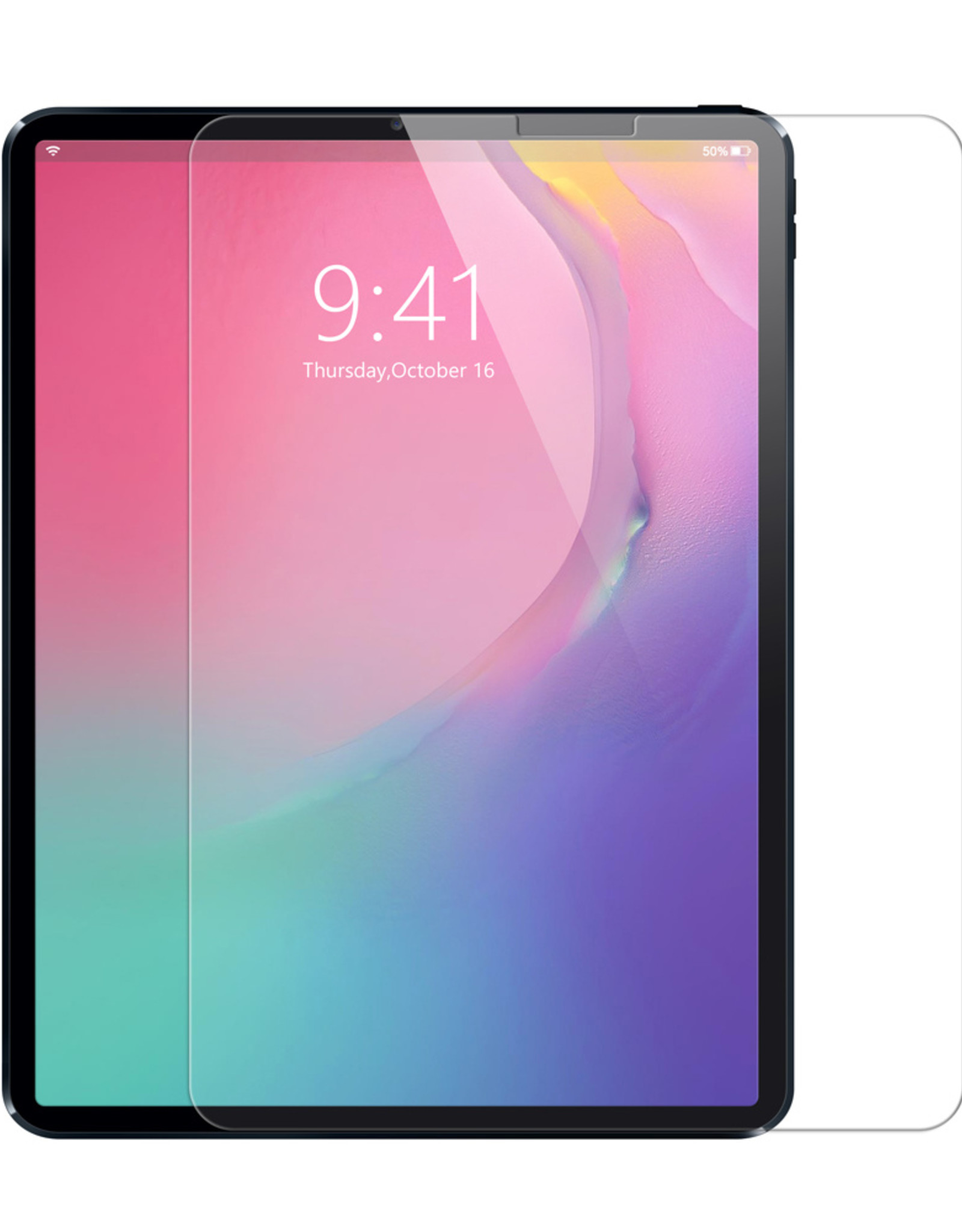 Blu Element Blu Element - Tempered Glass Screen Protector for iPad Pro 12.9 2018 118-2137