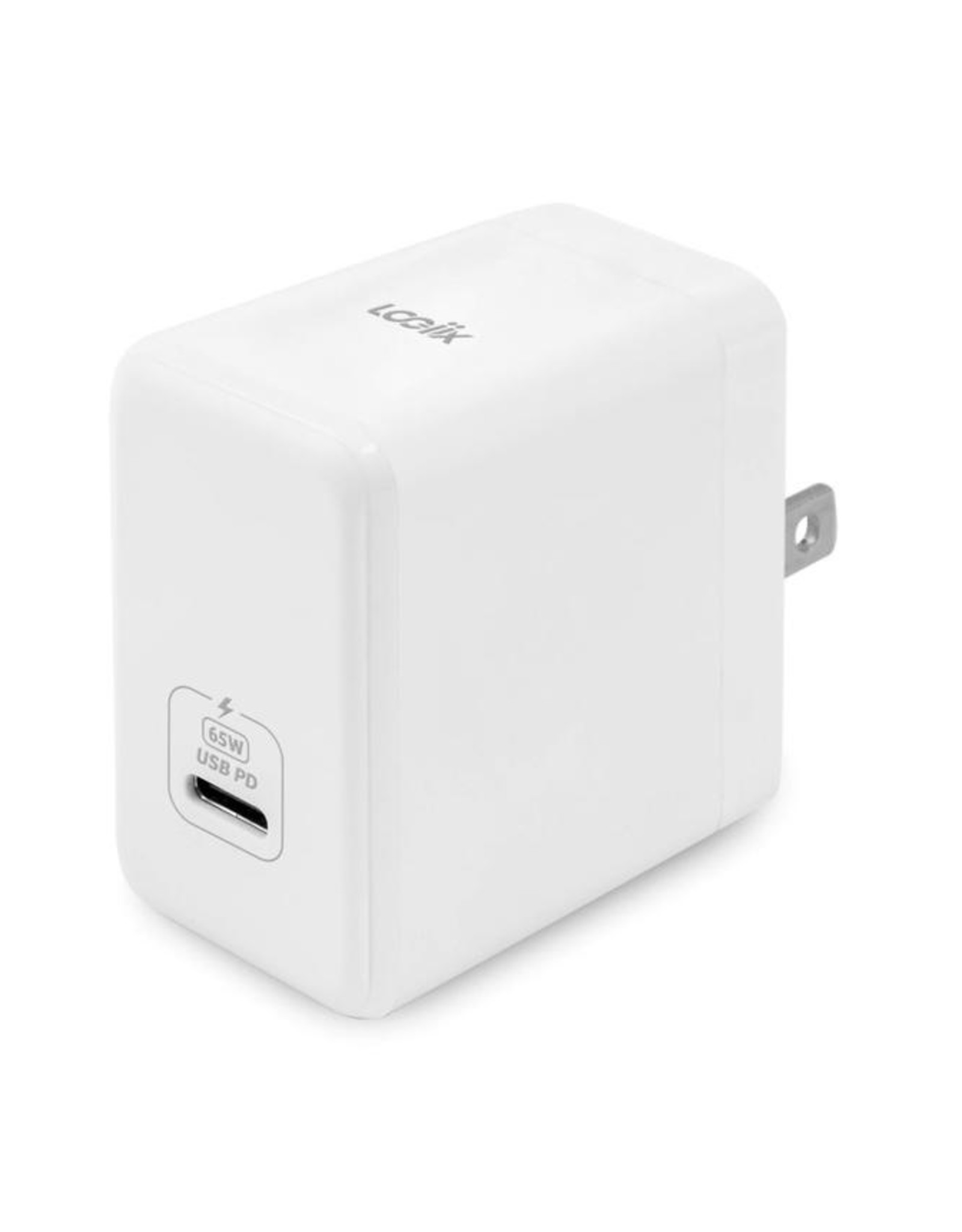 Logiix LOGiiX Power Plus 65 USB PD Wall Charger - White LGX-13112