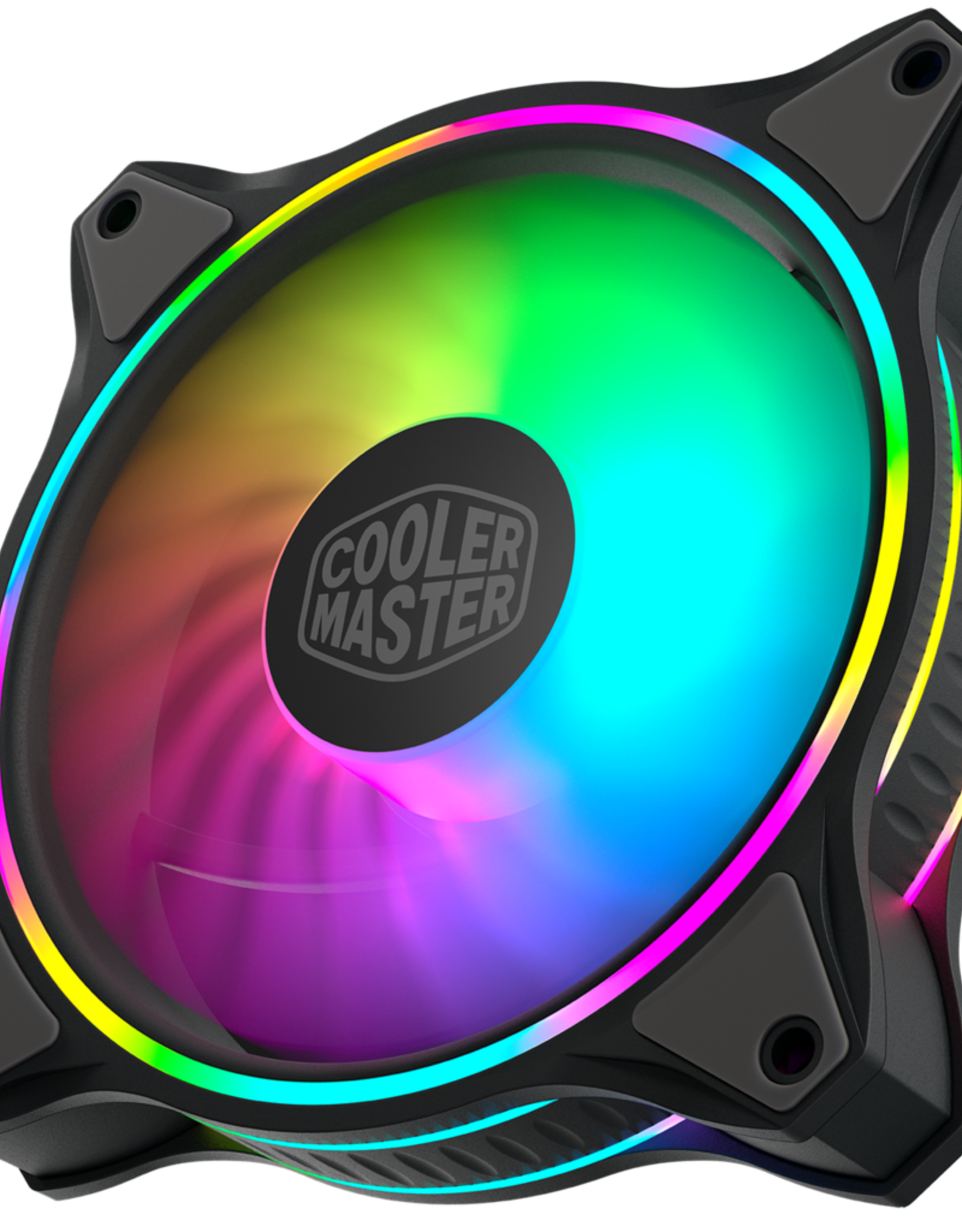 Cooler Master CoolerMaster MFL-B2DN-18NPA-R1 MasterFan MF120 Halo wired ARGB CONTROLLER RTL