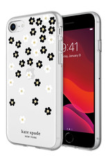 Kate Spade | Protective Hardshell Case Scattered Flowers for iPhone SE 2020/8/7/6s/6