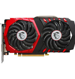 MSI Video Card GTX 1050 TI GAMING X 4G G1050TGX4 GPU GTX 1050 Ti 4GB GDDR5 Retail