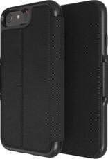 GEAR4 Gear4 | iPhone SE (2020)/8/7/6S/6 D3O Black Oxford ECO Folio Case 15-06897