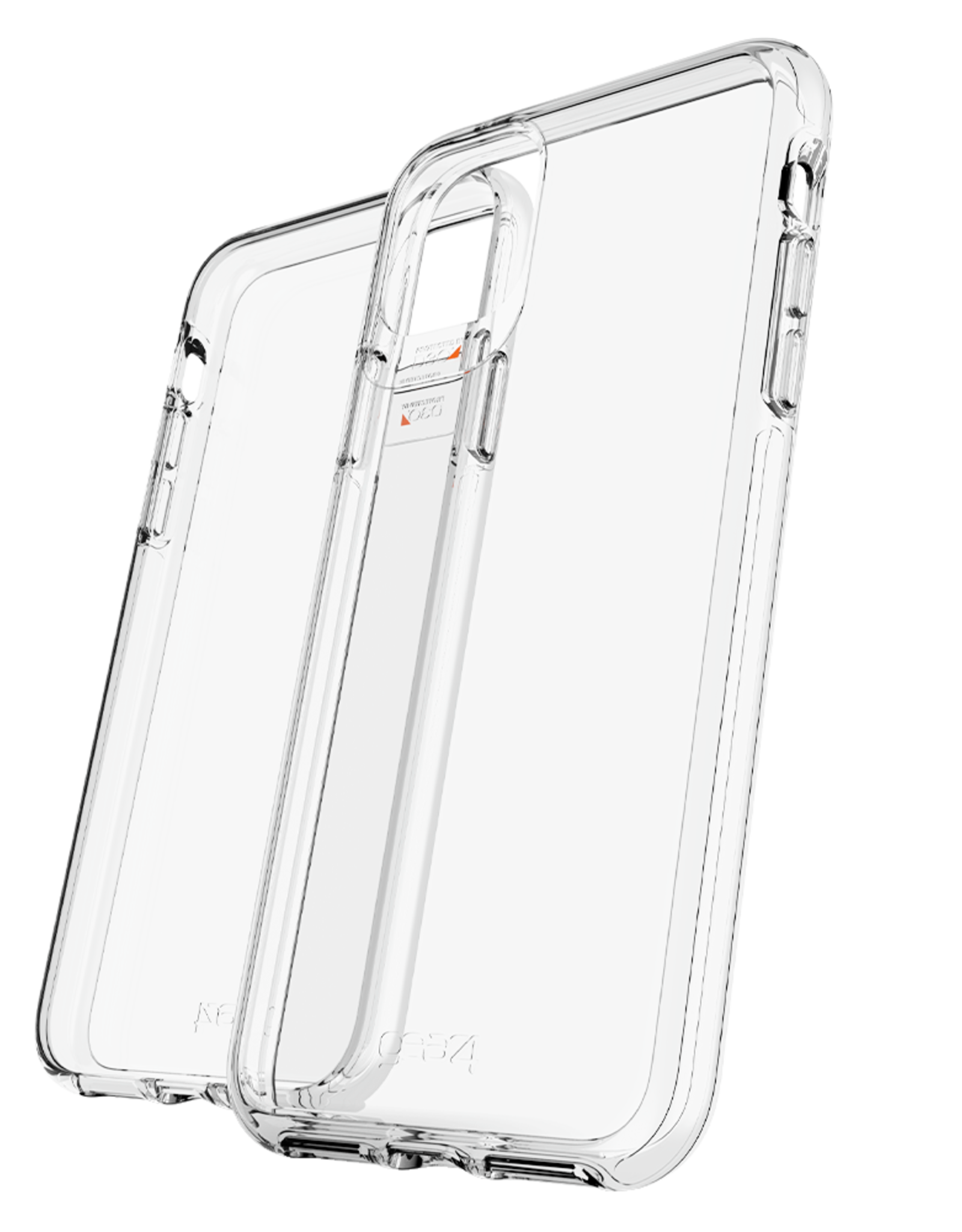 GEAR4 Gear4   iPhone SE (2020)/8/7/6S/6 D3O Clear Crystal Palace Case 15-06899