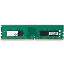 Kingston Kingston | Memory 16 16GB DDR4 2666MHz Non-ECC CL19 DIMM 2Rx8 Retail KVR26N19D8