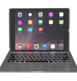 ZAGG Slim Book Case-Keyboard for iPad Pro 12 Gen 1/2- Black