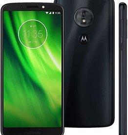 Refurbished | Motorola Moto G6 Play 16GB Unlocked (Canadian Carrier Phone) Black PH-MOT-G6P