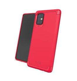 GEAR4 Gear4 | Samsung Galaxy A71 D3O Scarlet Wembley Case 15-06992