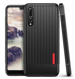 Vrs Design - Single Fit Case for Huawei P20 Pro Black 120-0494