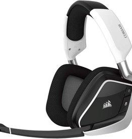 Corsair Corsair Gaming VOID PRO RGB Wireless Premium Gaming Headset with Dolby Headphone 7.1 White CA-9011153-NA