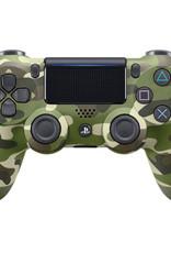 Sony DUALSHOCK 4 WIRELESS CONTROLLER (NEW) - GREEN CAMO