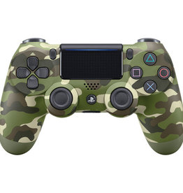 Sony DUALSHOCK 4 WIRELESS CONTROLLER (NEW) - GREEN CAMO