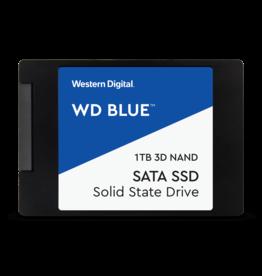 WD (Western Digital) Western Digital SSD 1TB SATA III 6Gb/s 2.5inch 7mm Blue 3D NAND WDS100T2B0A