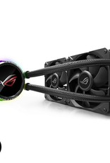 Asus ASUS Fan ROG RYUO 240 AIO liquid CPU cooler color OLED Aura Sync RGB 120mm Fan Retail ROG RYUO 240