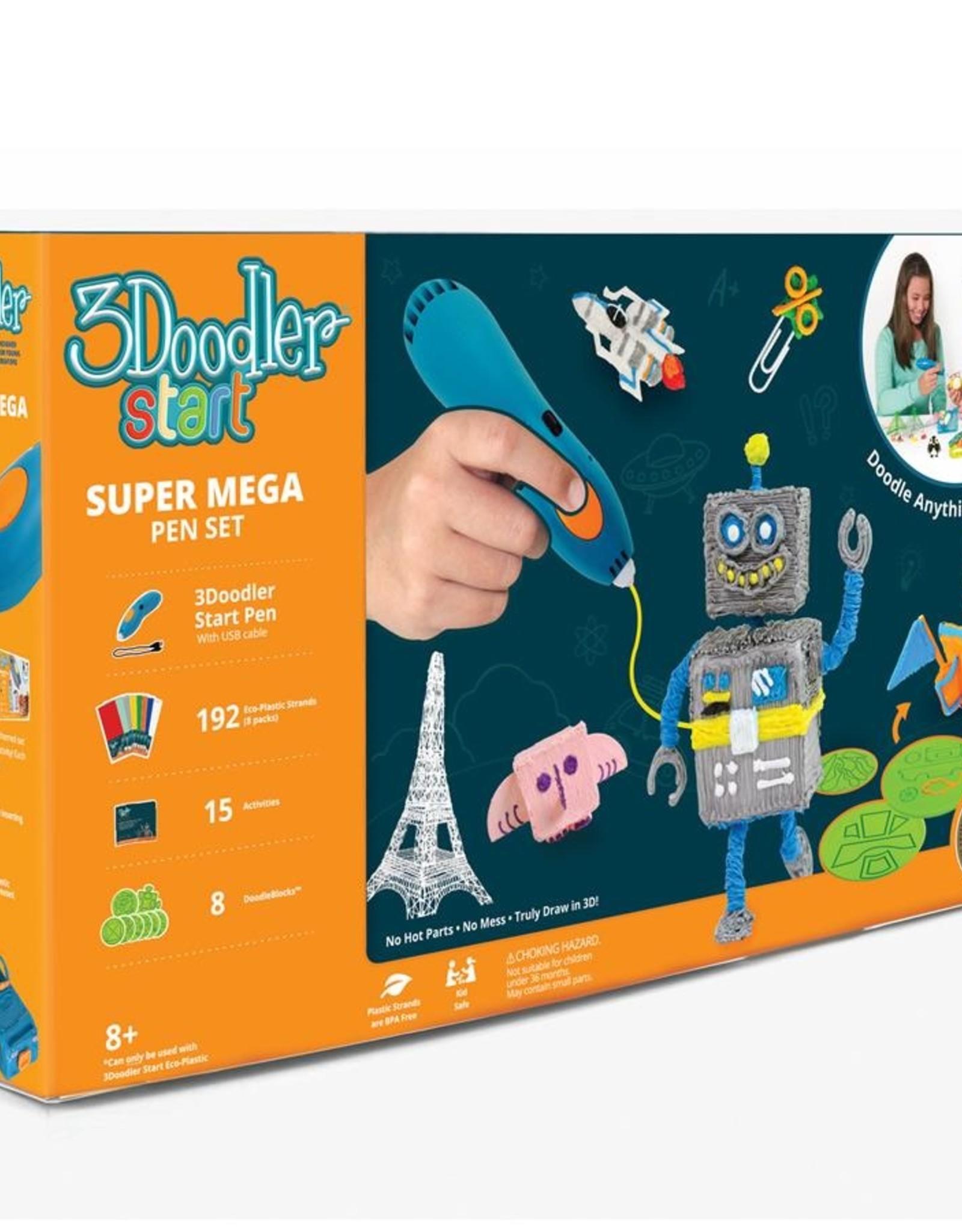 3Doodler Start Super Mega Pen Set 3DSMEGAFESE