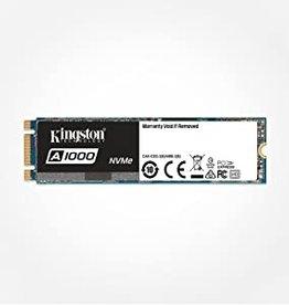 Kingston Kingston 960G SSDNOW A1000 M.2 2280 NVMe SA1000M8/960G
