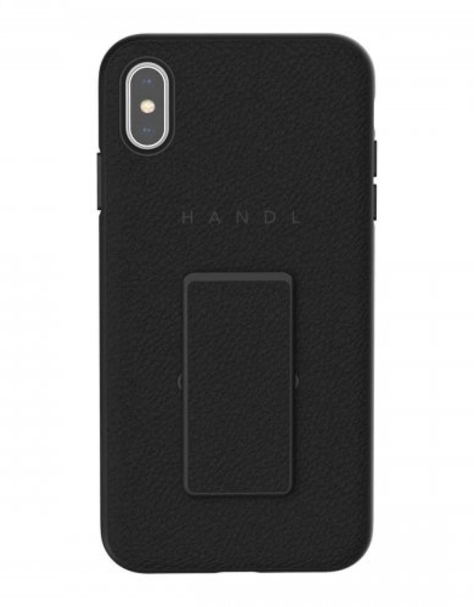 Handl | Inlay Case Black Pebble iPhone X/Xs HD-AP03PBBK