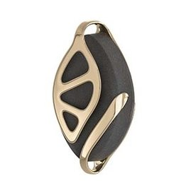 Bellabeat Black/Gold Edition Leaf Urban Health Tracker/Smart Jewelry 15-04950