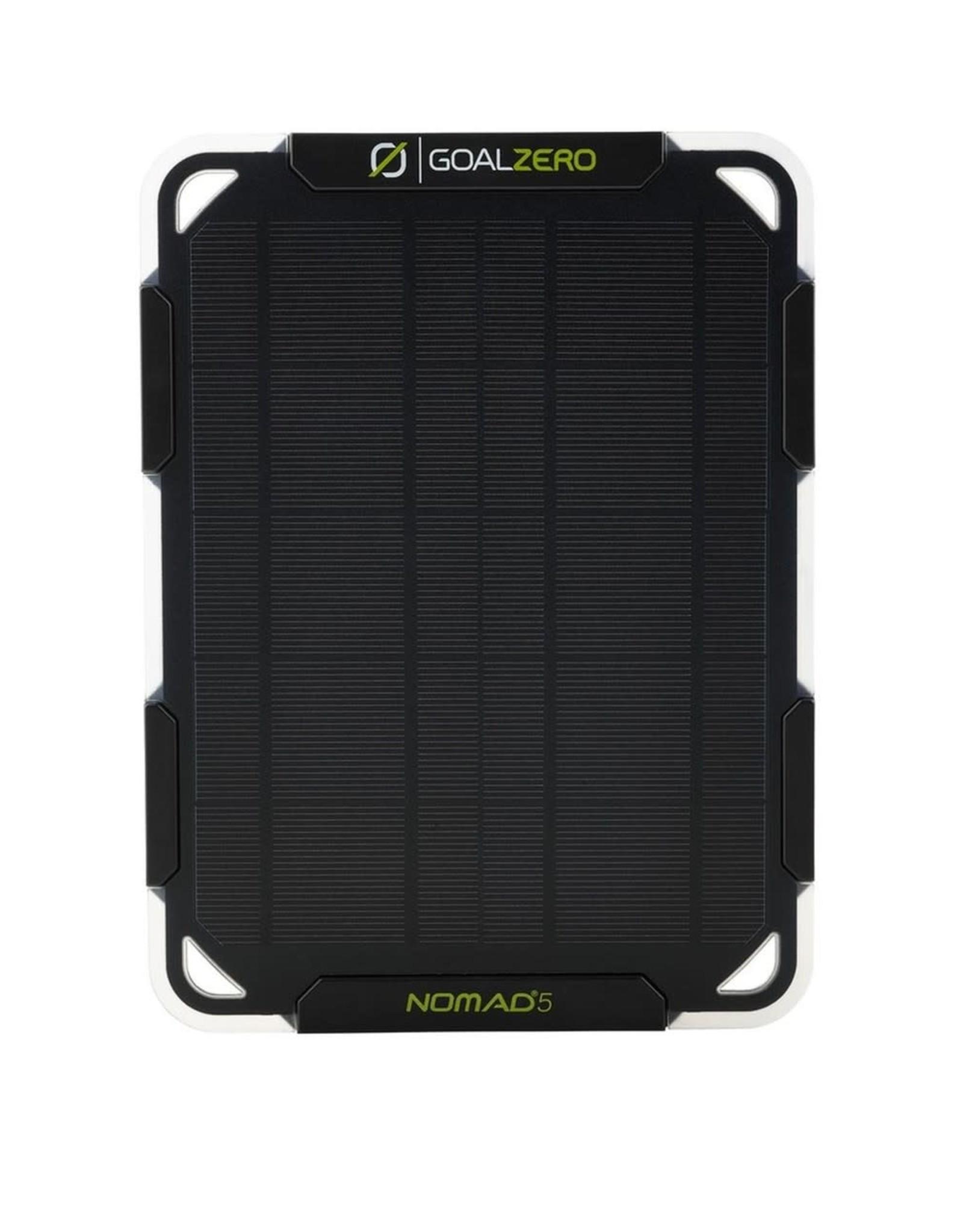 Goal Zero Goal Zero   Nomad 5 Solar Charger 11500