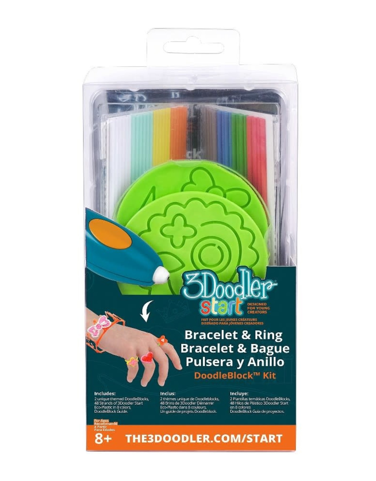 3Doodler DoodleBlocks Jewelry K