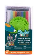 DoodleBlocks- ROCKET ROBOT