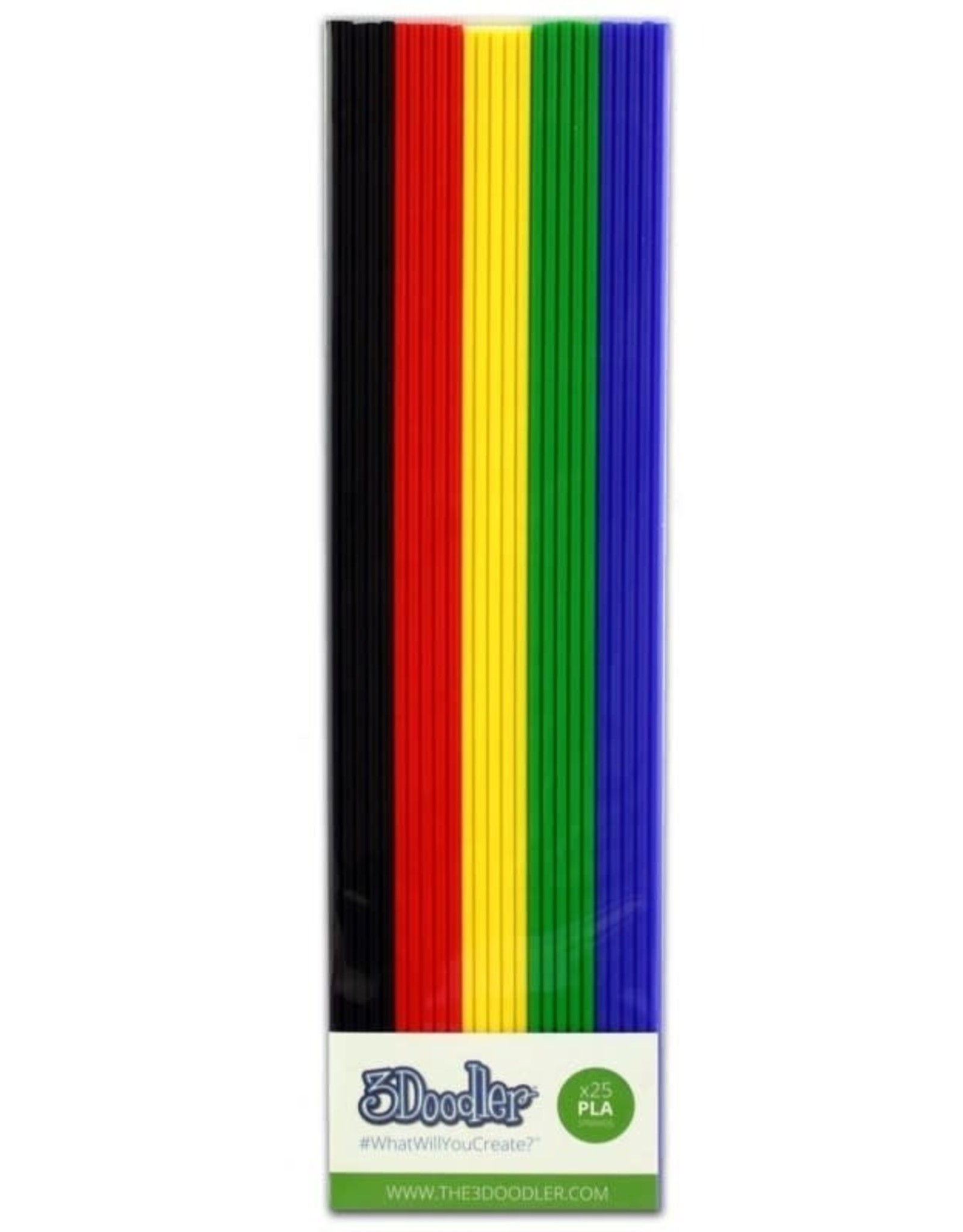 3Doodler Mix PLA - Essentials 13DPPLMIX1