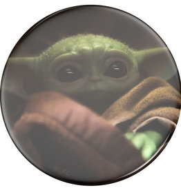 Popsockets Popsockets | PopGrip (Complete swappable PopGrip) Baby Yoda 123-0095