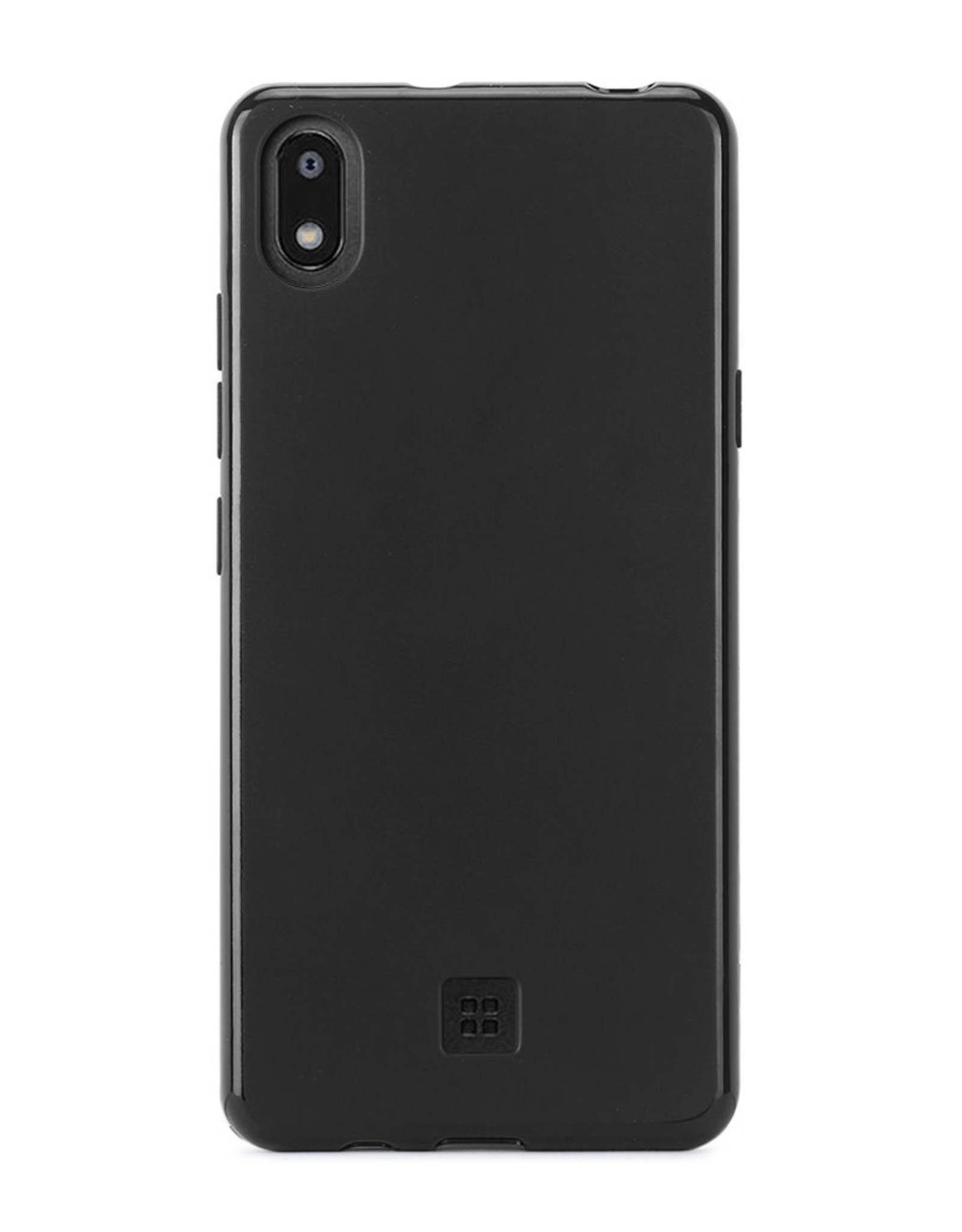 Blu Element Blu Element - Gel Skin Case Black for LG K20 120-2440