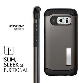 Spigen Spigen Slim Armor Case for Samsung Galaxy S7 - Gunmetal