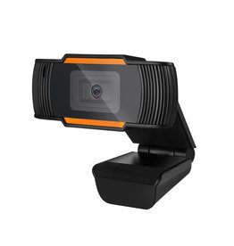 CyberTrack H2 - 480P USB Webcam with Built-in Microphone