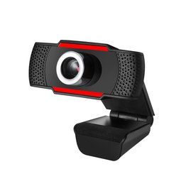 CyberTrack H3 - 720P HD USB Webcam with Built-in Microphone