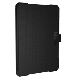 UAG UAG | iPad 10.2 (2019) (7th Gen) Black Metropolis w/Handstrap Series Case 15-07251