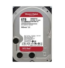 WD | RED 6TB SATA 6 GB/S 256MB INTELLIPOWER 3.5 3 YEARS WARRANTY WD60EFAX
