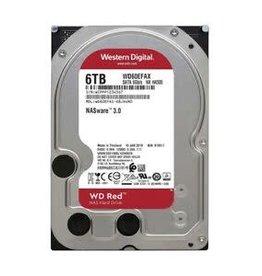 WD | RED 6TB SATA 6 GB/S 256MB INTELLIPOWER 3.5 3 YEARS WARRANTY WD60EFAX
