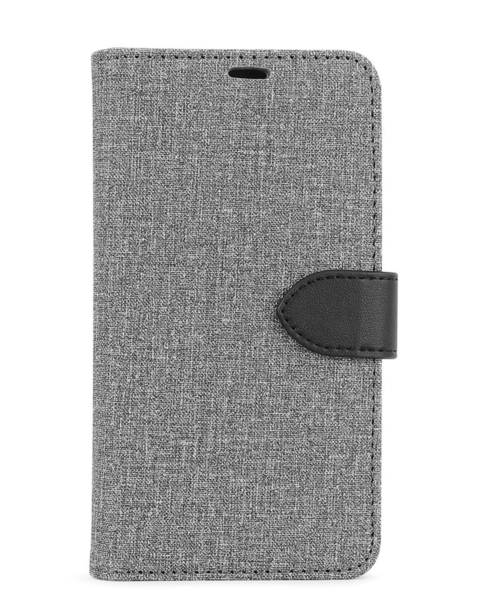 Blu Element Blu Element - 2 in 1 Folio Case Gray/Black for Samsung Galaxy S10e 120-1356