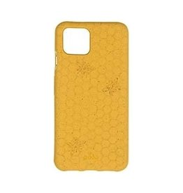Pela Pela | Google Pixel 4 Yellow (Honey Bee Edition) Compostable Eco-Friendly Protective Case 15-06460