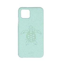 Pela Pela | Google Pixel 4 Turquoise (Turtle Edition) Compostable Eco-Friendly Protective Case 15-06461