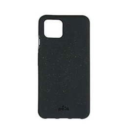 Pela Pela | Google Pixel 4 Black Compostable Eco-Friendly Protective Case 15-06456
