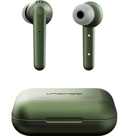 Urbanista Green (Olive Green) Paris True Wireless Earbuds 15-06515