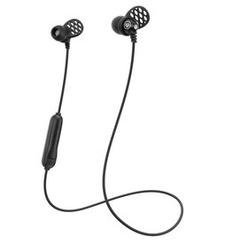 JLab Audio | Metal Wireless Rugged Earbuds Black 105-1479