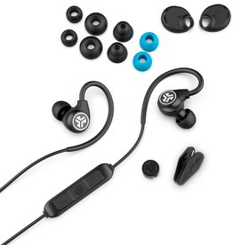 JLab Audio | Fit Sport Wireless Earbuds Black 105-1524