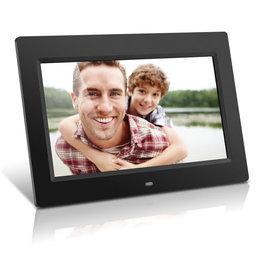 Aluratek |10 inch Digital Photo Frame with Motion Sensor 4GB ADMSF310F